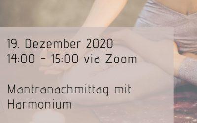 19.12.2020 – Mantrasingen